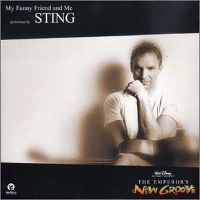 Cover Sting - My Funny Friend And Me