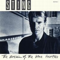 Cover Sting - The Dream Of The Blue Turtles
