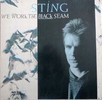 Cover Sting - We Work The Black Seam