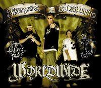 Cover Strapt & Bushido - Worldwide