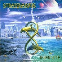 Cover Stratovarius - Infinite