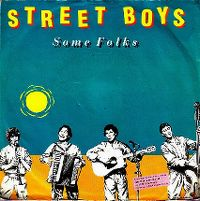 Cover Street Boys - Some Folks