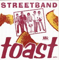 Cover Streetband - Toast