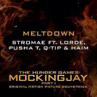 Cover Stromae feat. Lorde, Pusha T, Q-Tip & Haim - Meltdown