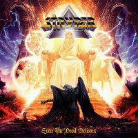 Cover Stryper - Even The Devil Believes