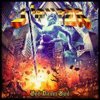 Cover Stryper - God Damn Evil
