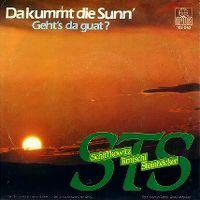 Cover STS - Da kummt die Sunn'