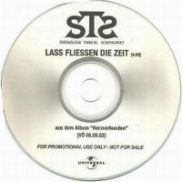 Cover STS - Lass fliessen die Zeit