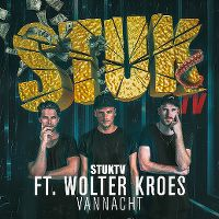 Cover StukTV feat. Wolter Kroes - Vannacht