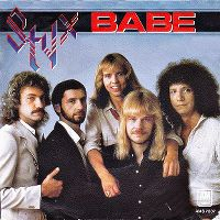 Cover Styx - Babe