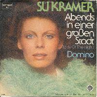 Cover Su Kramer - Abends in einer großen Stadt