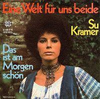 Cover Su Kramer - Eine Welt für uns beide