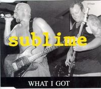 Cover Sublime - What I Got
