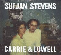 Cover Sufjan Stevens - Carrie & Lowell