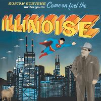 Cover Sufjan Stevens - Illinois