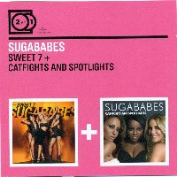 Cover Sugababes - 2 For 1: Sweet 7 / Catfights And Spotlights