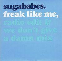 Cover Sugababes - Freak Like Me