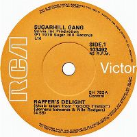 Cover Sugarhill Gang - Rapper's Delight