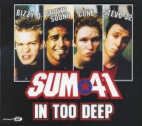 Cover Sum 41 - In Too Deep