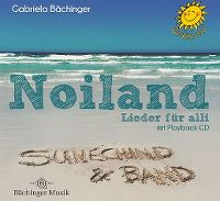 Cover Sunechind & Band - Noiland