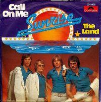 Cover Sunrise - Call On Me