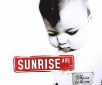 Cover Sunrise Avenue - Choose To Be Me
