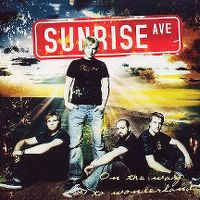 Cover Sunrise Avenue - On The Way To Wonderland
