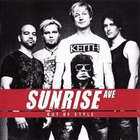 Cover Sunrise Avenue - Out Of Style