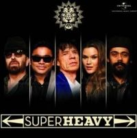 Cover SuperHeavy - Beautiful People