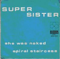 Cover Supersister - She Was Naked