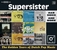 Cover Supersister - The Golden Years Of Dutch Pop Music