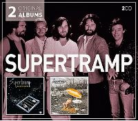 Cover Supertramp - Crime Of The Century + Crisis? What Crisis?