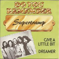 Cover Supertramp - Give A Little Bit