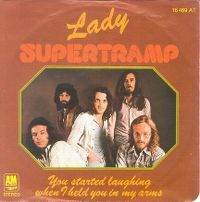 Cover Supertramp - Lady