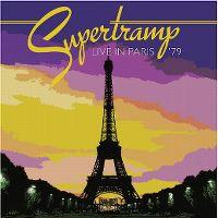 Cover Supertramp - Paris
