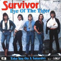 Cover Survivor - Eye Of The Tiger