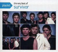 Cover Survivor - Playlist: The Very Best Of Survivor