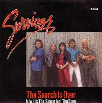 Cover Survivor - The Search Is Over