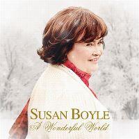 Cover Susan Boyle - A Wonderful World