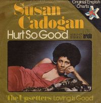 Cover Susan Cadogan - Hurt So Good