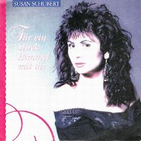 Cover Susan Schubert - Für ein Stück Himmel mit dir