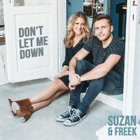 Cover Suzan & Freek - Don't Let Me Down