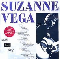 Cover Suzanne Vega - Small Blue Thing