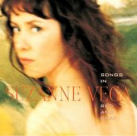 Cover Suzanne Vega - Songs In Red And Gray