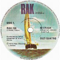 Cover Suzi Quatro - 48 Crash