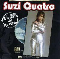 Cover Suzi Quatro - A's, B's & Rarities