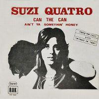 Cover Suzi Quatro - Can The Can