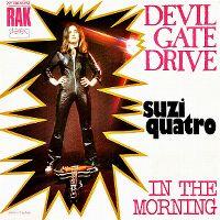 Cover Suzi Quatro - Devil Gate Drive