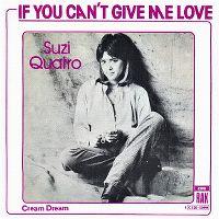 Cover Suzi Quatro - If You Can't Give Me Love