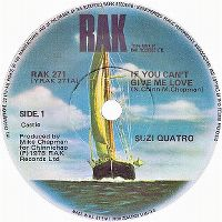 Cover Suzi Quatro - If You Can't Give Me Love
